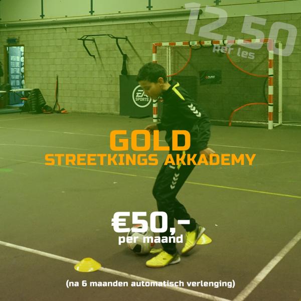 StreetKings AKKAdemy GOLD