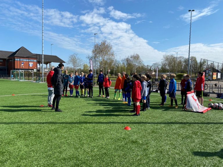 FC Weesp StreetKings Clinic